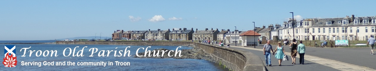 Troon Old Parish Church - Serving God and the community in Troon