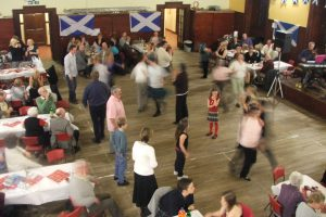 a Troon Old ceilidh
