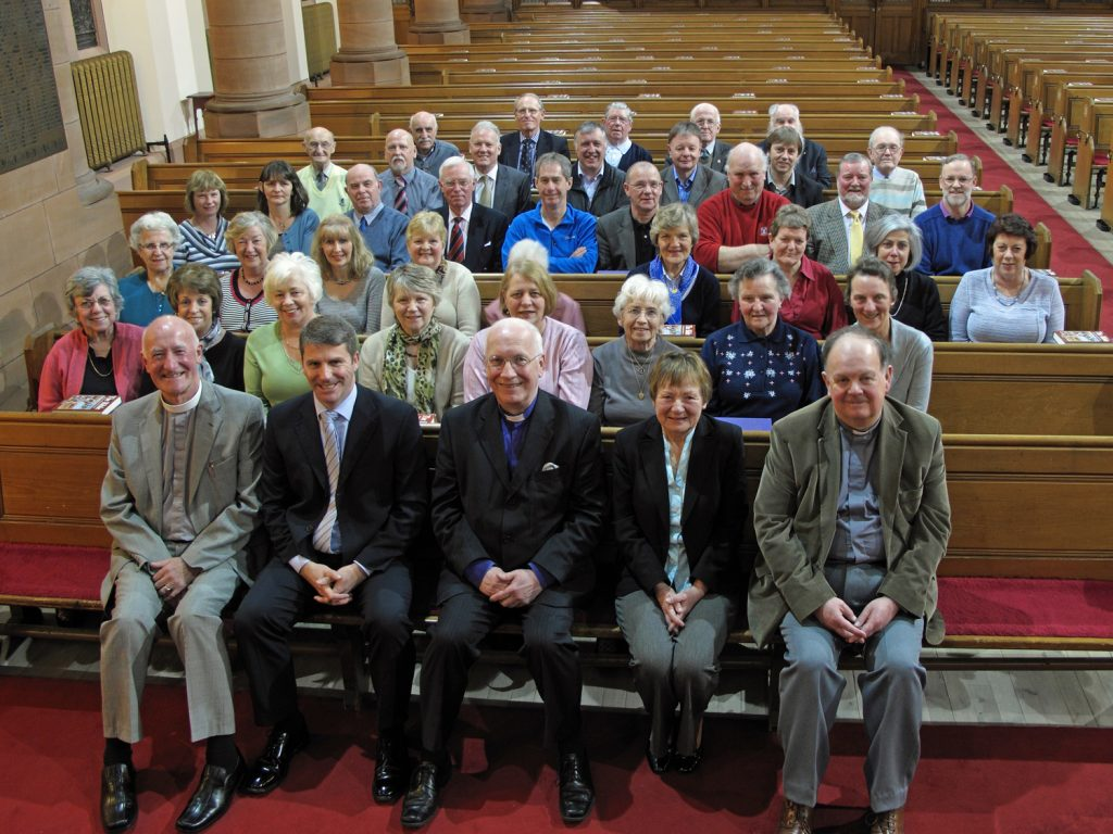 The Kirk Session of Troon Old Parish Church, 27 February 2012