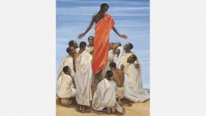 The Ascension by JESUS MAFA
