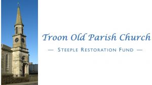 Troon Old Parish Church Steeple Restoration Fund