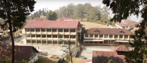 Dr Graham's Homes school buildings, Kalimpong, India