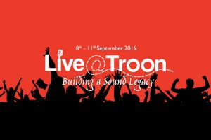 Live at Troon