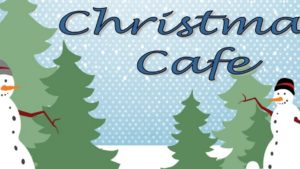 Christmas Cafe snowmen