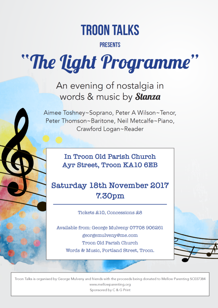 The Light Programme poster