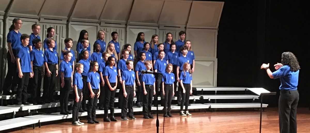 Kittredge Magnet School Chorus