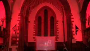 The Great War Remembered multimedia installation