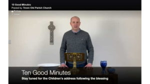 Worship for 29th March 2020 - Rev Dave Prentice-Hyers