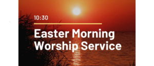 Worship for Easter Sunday 2020 - Rev Dave Prentice-Hyers