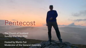 Special Service for Pentecost 2020 - Rt Rev Martin Fair