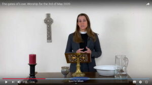 Worship for 3rd May 2020 - Rev Mary Elizabeth Prentice-Hyers and Rev Dave Prentice-Hyers