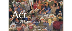 Worship for 2nd August 2020 - Rev Dave Prentice-Hyers