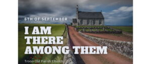 Worship for 6th September 2020 - Rev Dave Prentice-Hyers