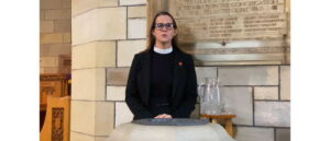 Worship for 15th November 2020 - Rev Mary Elizabeth Prentice-Hyers