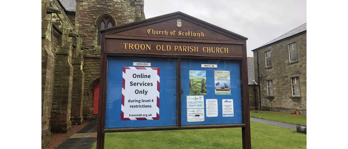 Online Worship Only