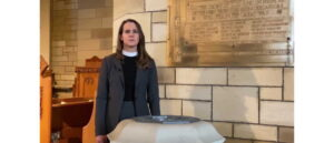 Worship for 17th January 2021 - Rev Mary Elizabeth Prentice-Hyers.