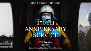 RNLI Troon Lifeboat 150th Anniversary Service